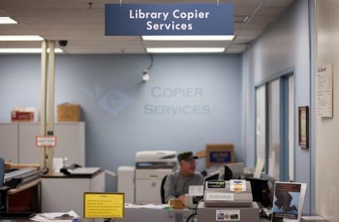 Library Copier Services