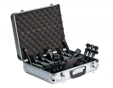 Audix DP7 Audio Recording Kit