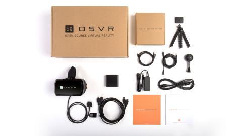 Open source virtual reality