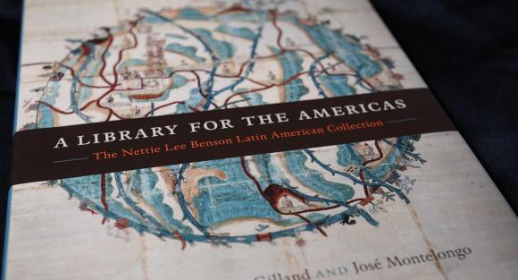 Latin America Map Song.Benson Latin American Collection University Of Texas Libraries