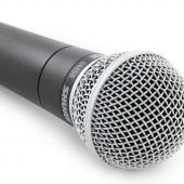 SM58 Legendary Vocal Microphone