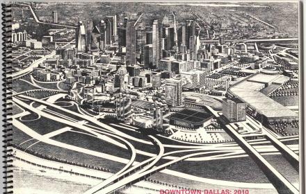 Downtown Dallas Plan by the American Planning Association