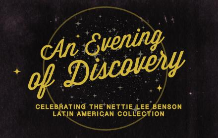 Evening of Discovery graphic