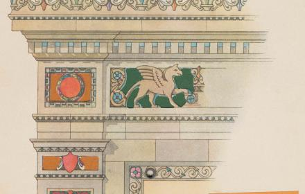 Atlantic Terra Cotta company colour brochure