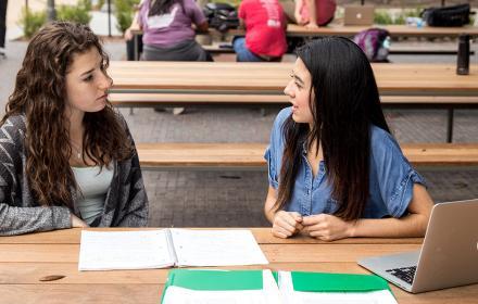 Sanger Learning Center tutoring