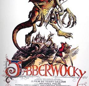 Jabberwocky film poster