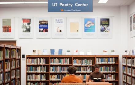 UT Poetry Center