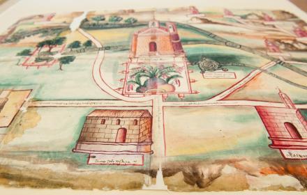 Benson manuscript