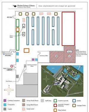 MSL floor plan