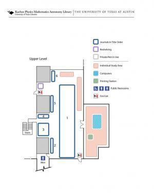 PMA floor 2