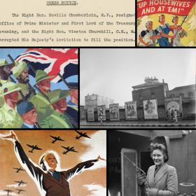 Publicity and Propaganda: The Great Britain Ministry of Information
