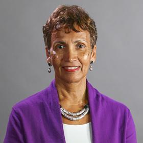 Vice Provost Lorraine Haricombe
