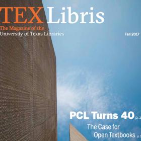 Tex Libris Winter 2017 cover